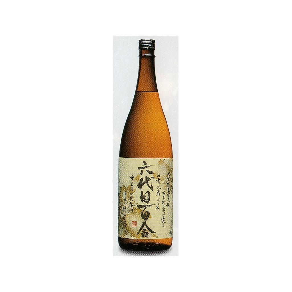 塩田酒造-六代目百合-単品